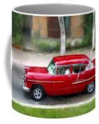 Red Bel Air Coffee Mug