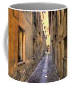Old Colorful Stone Alley Coffee Mug