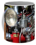 Old Fire Truck Coffee Mug