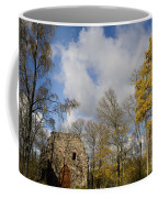 Old Sigulda Castle Ruins Coffee Mug