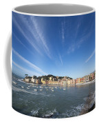 Old Village Sestri Levante Coffee Mug