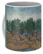 Olive Grove Coffee Mug