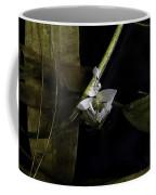 On Lily Pond Coffee Mug
