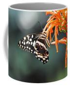 Orchard Swallowtail Coffee Mug