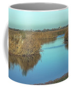 Otmoor Nature Reserve Coffee Mug