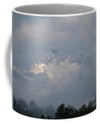Out Of The Clouds Coffee Mug