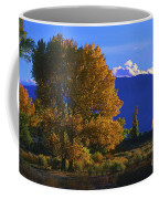 Owens Valley Fall Colors  Coffee Mug