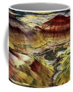 Painted Hills - Oregon Coffee Mug