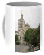Palace Of The Pope - Avignon Coffee Mug