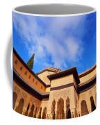 Palacios Nazaries In Granada Coffee Mug