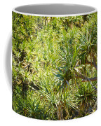 Pandanus Palm Tree Coffee Mug