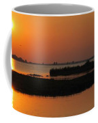 Panoramic Sunset Coffee Mug
