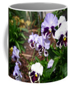 Pansy From The Chalon Supreme Primed Mix Coffee Mug