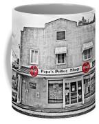 Papa's Poboy Shop Coffee Mug