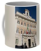 Parliament Building Rome Coffee Mug