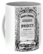 Patent Medicine Poster Coffee Mug