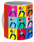 Paul Weller Wham Coffee Mug