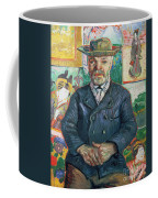 Pere Tanguy Coffee Mug by Vincent van Gogh