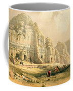 Petra Coffee Mug by David Roberts