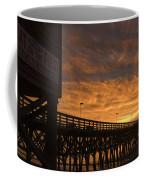 Pier Myrtle Beach Sc Coffee Mug