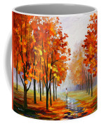 Pink Fog Coffee Mug