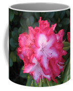 Pink Rhododendron Coffee Mug