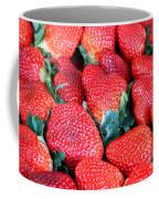Plant City Strawberries Coffee Mug