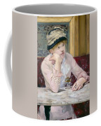 Plum Brandy Coffee Mug