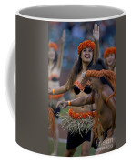 Polynesian Dancers Coffee Mug