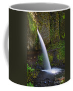 Ponytail Falls - Columbia River Gorge - Oregon Coffee Mug