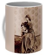 Portrait Of Jane Morris Coffee Mug