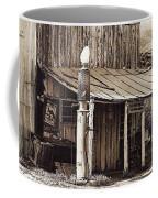 Post Office-gas Station Ghost Town Wagoner Arizona 1968 Coffee Mug
