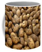 Potatoes Coffee Mug by Olivier Le Queinec