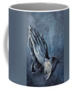 Praying Hands Coffee Mug by Albrecht Durer