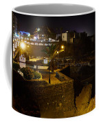 Puerto De La Cruz By Night Coffee Mug