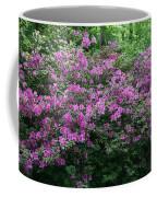 Purple Azaleas Coffee Mug