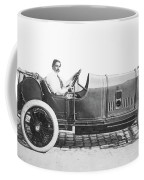Race Car, 1914 Coffee Mug