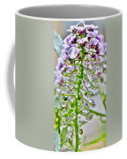 Raindrop Laden Blushing Princess Coffee Mug