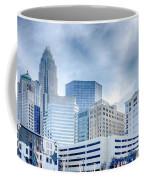 Rare Winter Scenery Around Charlotte North Carolina Coffee Mug