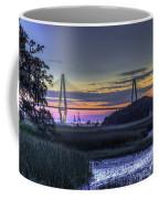Charleston Bridge Low Tide Coffee Mug