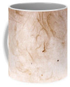 Recycled Paper Texture Coffee Mug
