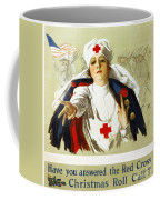 Red Cross Poster, C1918 Coffee Mug