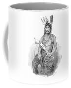 Red Eagle, William Weatherford, Creek Coffee Mug
