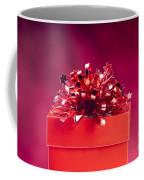Red Gift Box Coffee Mug
