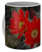 Red Hot Hedgehog  Coffee Mug