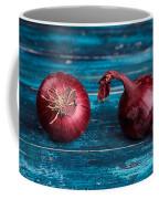 Red Onions Coffee Mug