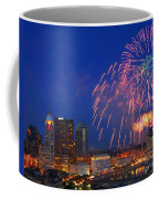 D21l-10 Red White And Boom Fireworks Display In Columbus Ohio Coffee Mug
