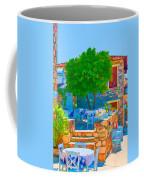 Colourful Restaurant Coffee Mug