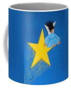 Ride A Shooting Star Coffee Mug