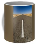 Road Ahead Coffee Mug
